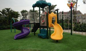 KAIQI – Sản phẩm sân chơi trẻ em ngoài trời cao cấp