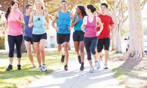 Vận động vì sức khỏe