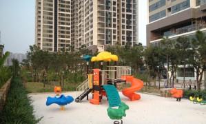 Sân chơi… tài sản của đô thị