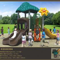 Tổ hợp cầu trượt KQ50039A